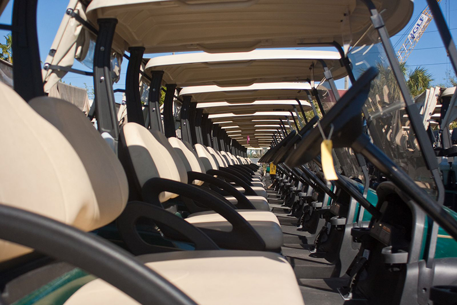 Buying Guide For Used Golf Cars - Jeffrey Allen Inc. on