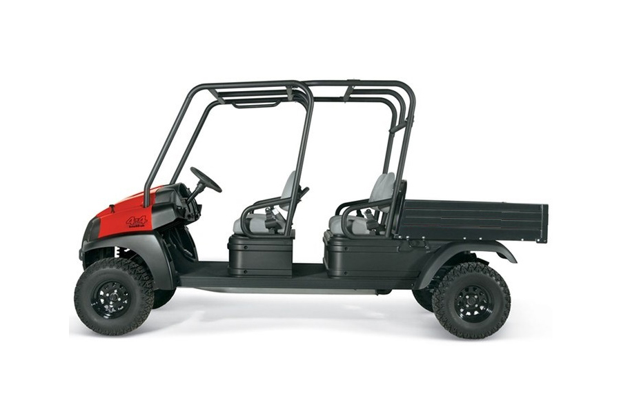 What Battery For Club Car Carryall