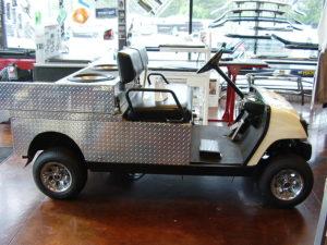 Utility Golf Cart