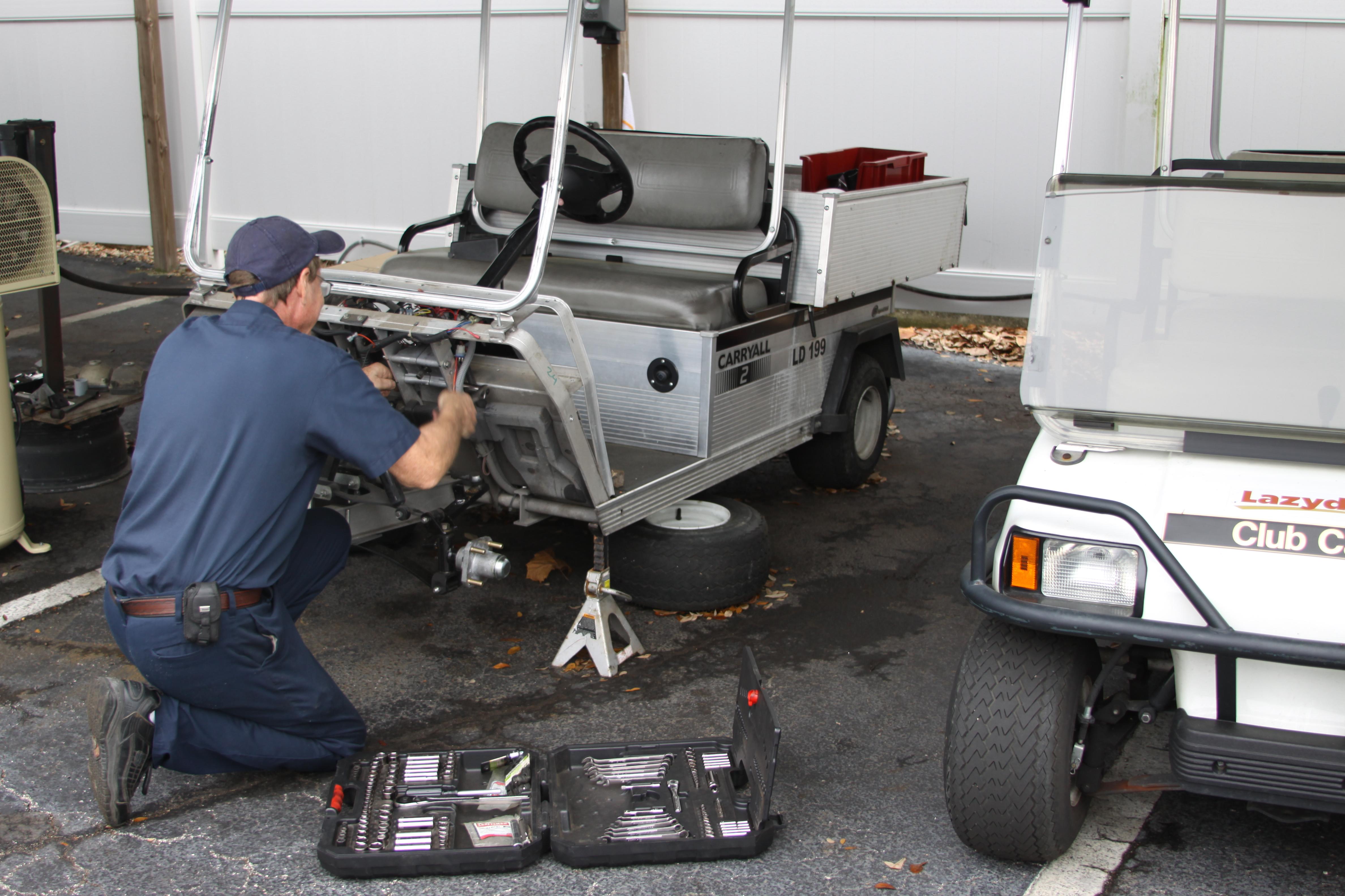 Golf Cart Repair Orlando Miami Florida