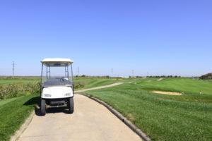 buy used golf carts