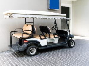 custom golf carts for sale