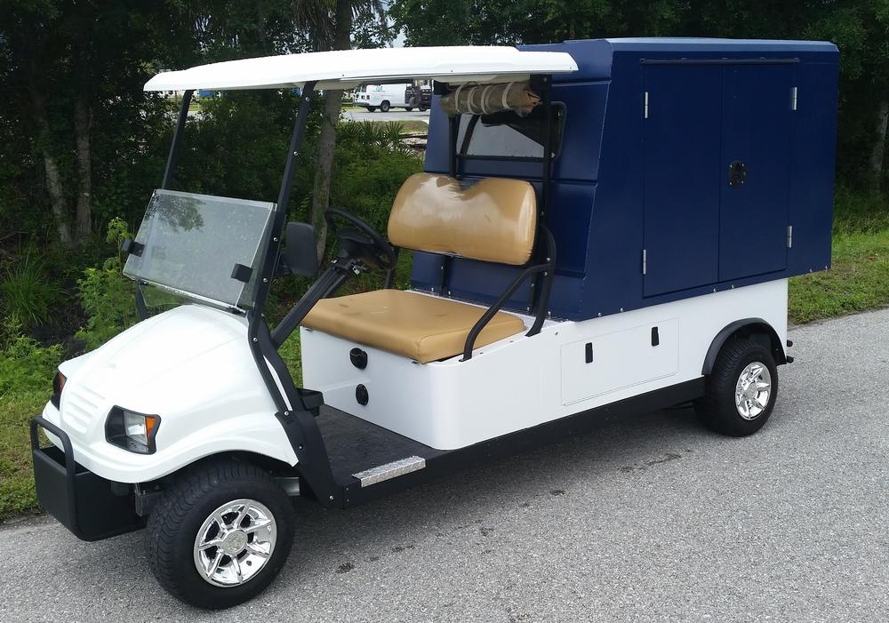 Utility Golf Carts | Tampa | Orlando | Miami | Clearwater | Florida