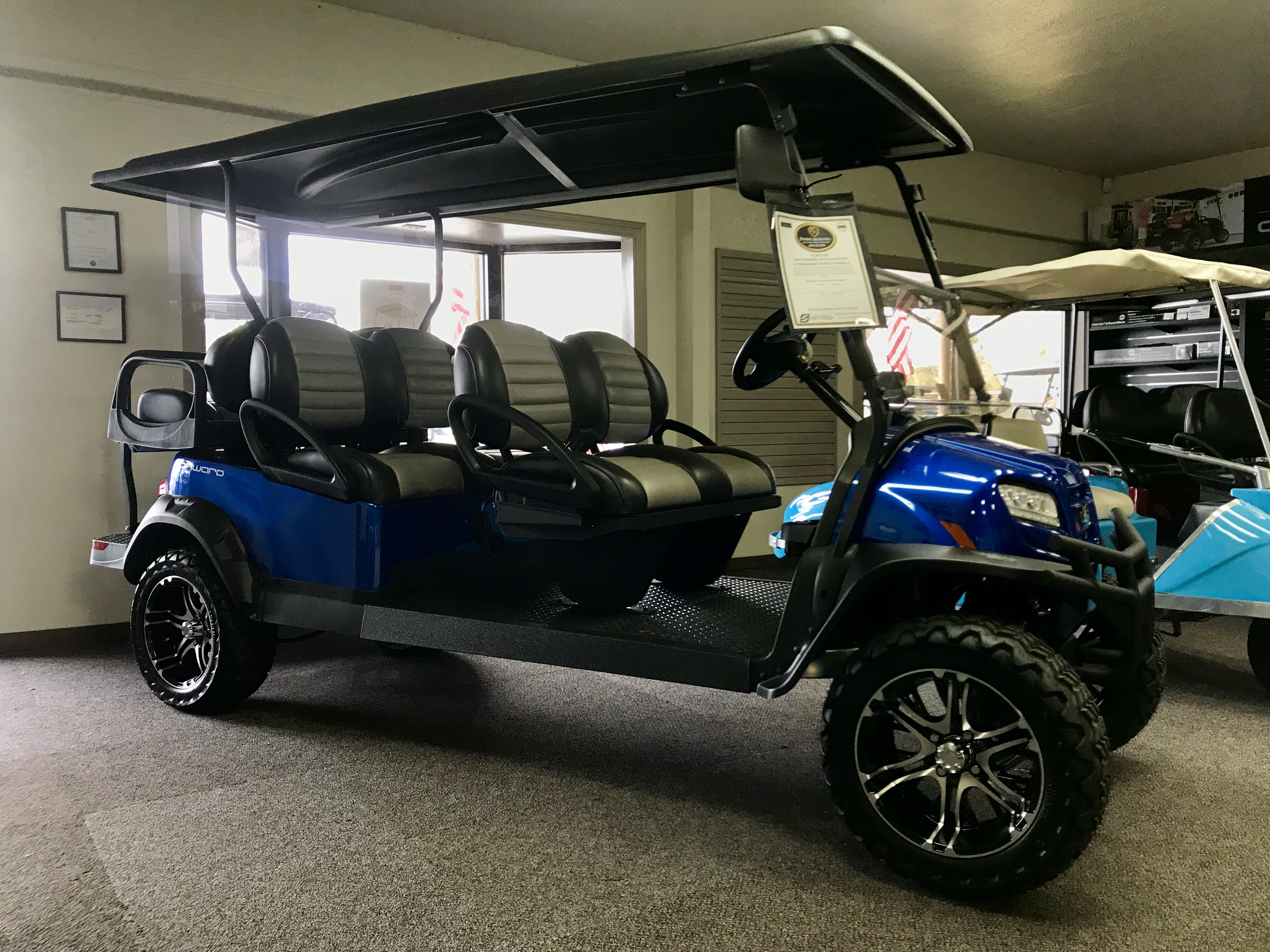 Used Cars For 3000 >> 2018 Lifted 6-Passenger Stretch Onward (Metallic Pearl ...
