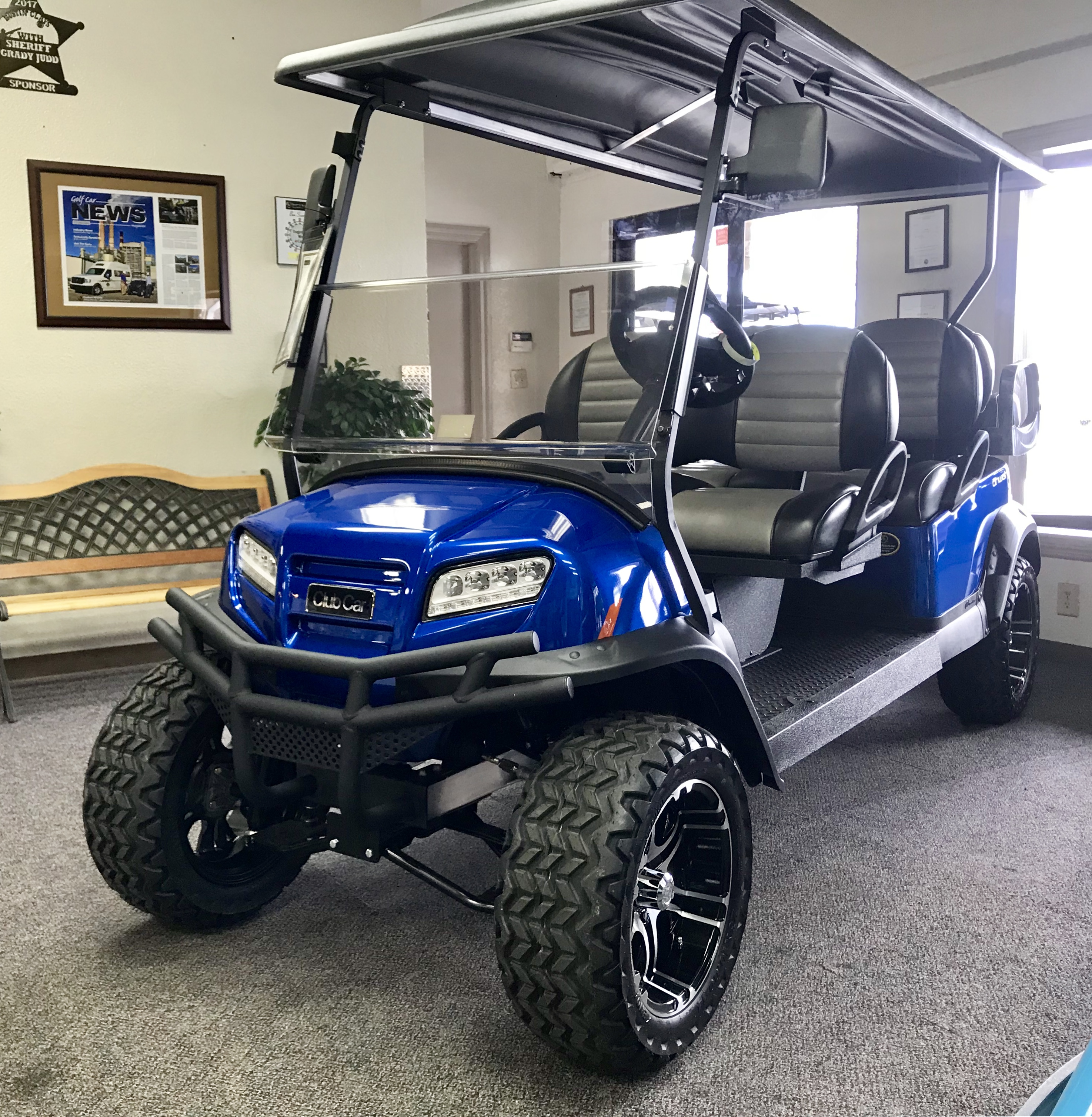 Used Tires Orlando >> 2018 Lifted 6-Passenger Stretch Onward (Metallic Pearl ...