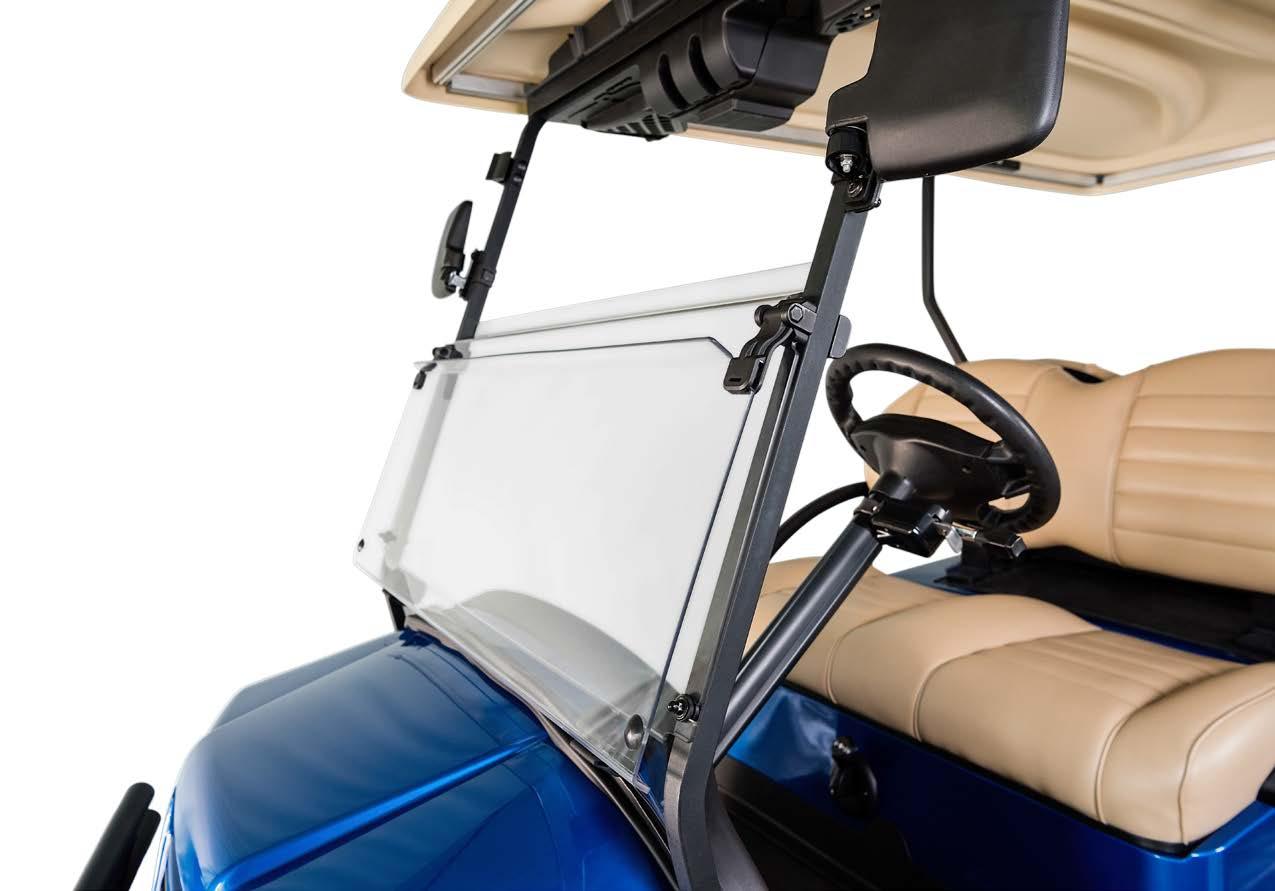 Club Car Accessories >> Club Car Accessories Dot Windshield Detail Sheet Jeffrey Allen Inc